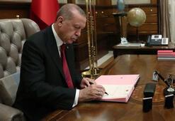 Cumhurbaşkanı Erdoğan onayladı Atananlar arasında dikkat çeken isimler