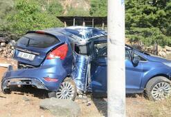 Göreve giderken kaza yapan özel harekat polisinden acı haber