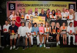 Kripto para ödüllü ilk golf turnuvasında ödüller sahiplerini buldu