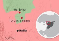 Suriyeden son dakika haberi Esed, Rusyanın desteğiyle Han Şeyhunu ele geçirdi