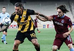 AEK - Trabzonspor: 1-3