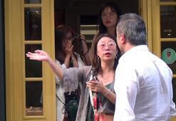 Tatile gelen Güney Koreli turistlere kapkaç şoku