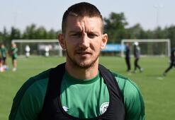 Ferhat Öztorun: Galatasaray maçında iyi bir sonuç almak istiyoruz