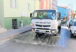 Uşaklılar, tertemiz sokakları hak ediyor