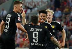 Borussia Dortmund geriden geldi