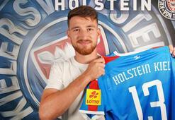 Salih Özcan 1 yıllığına Holstein Kielde