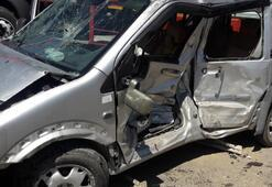 Vanda kaza 2si ağır 6 yaralı