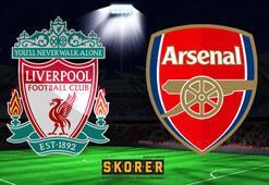 Liverpool-Arsenal maçı ne zaman saat kaçta hangi kanalda İki formda takım karşı karşıya