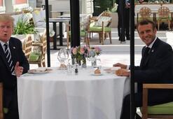 G7 Fransa'da başlıyor Bir araya geldiler