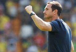 Chelsea, Lampardla ilk galibiyetini aldı