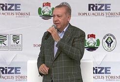 Cumhurbaşkanı Erdoğandan Doğu Akdeniz mesajı: Hepsi kapımızda sıraya girecek