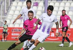 Keçiörengücü - Osmanlıspor: 1-0