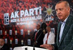 Cumhurbaşkanı Erdoğan: Önce memleket diyen herkesle çalışmaya hazırız