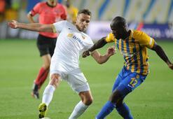 MKE Ankaragücü - İstikbal Mobilya Kayserispor: 1-1