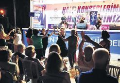 Aydın'da yaz konserleri sürüyor