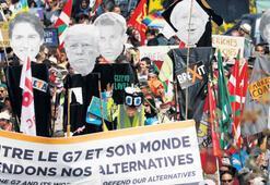 G7 anlaşmazlıkların gölgesinde başladı