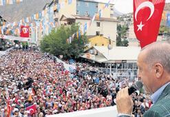 Erdoğandan Doğu Akdeniz mesajı: 'Tehdit mehdit dinlemeyiz biz'