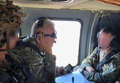 Pentagondan ilk ortak helikopter uçuşu açıklaması