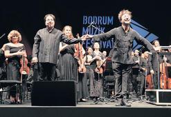 Bodrum'da bir Türkiye prömiyeri