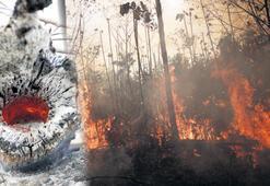 Amazonlar için ordu devrede