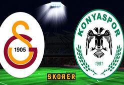 Galatasaray - Konyaspor maçı saat kaçta, hangi kanalda yayınlanacak