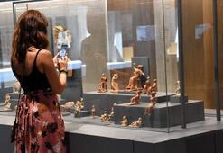 Troya Müzesindeki hazineleri gören hayran kalıyor