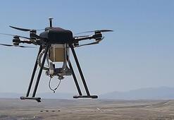Silahlı drone Songar bomba atar kuşandı