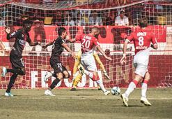 Monaco skoru koruyamadı Slimani-Onyekuru işbirliği..