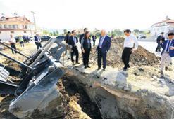 Bodrum'daki dev projede yıkım çalışması başladı