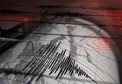 Son depremler 25 Ağustos Ankaradan korkutan son dakika depremi