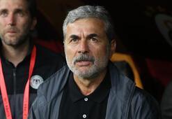 Aykut Kocaman: Panik ve telaş yapmadık, gol ödül oldu