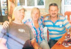 Asmalılar Alman çifti bekliyor