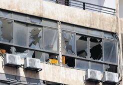 Lübnan'da İsrail İHA'ları düştü