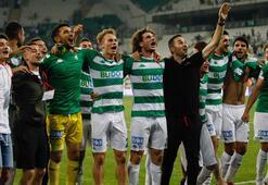 Bursaspor'un yüzü gençleriyle gülüyor