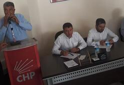 CHP'li üye CHP toplantısında ateş açtı