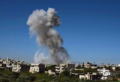 Rusyadan İdlibe yeni saldırılar
