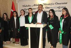 Sivas'ta kadına şiddet, bu kez avukat şiddet gördü