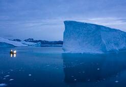 Trump peşindeydi Grönlandda 179 milyar ton buz eridi