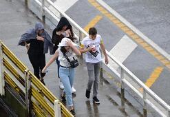 Meteoroloji yeni raporu yayımladı Bu 11 ilde sağanak yağış bekleniyor