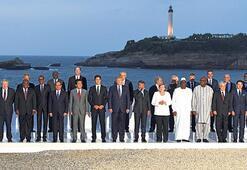 G7 Zirvesi'nde olumlu mesajlar