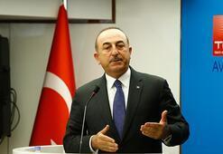 Bakan Çavuşoğlundan sert açıklama: İsrailde yine kirli bir oyun oynanıyor