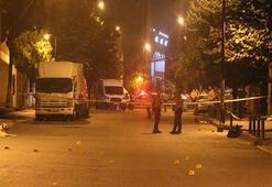 Son dakika: Ümraniyede hareketli gece Caddeyi savaş alanına çevirdiler