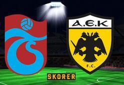 Trabzonspor-AEK play-off rövanş maçı ne zaman saat kaçta hangi kanalda