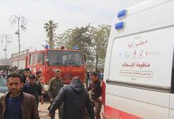 Azezde terör saldırısı: 2 ölü