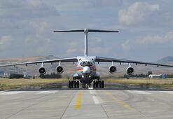 Son dakika... S-400ün füze bataryaları Ankarada