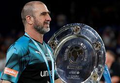 UEFAdan Eric Cantonaya ödül