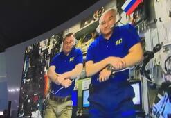 Rusyadan Türk astronot teklifi