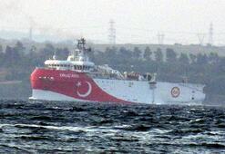 Türkiyenin ilk yerli ve milli araştırma gemisi Akdenize iniyor