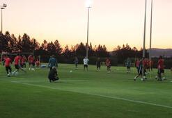 Kayserisporda Galatasaray hazırlıkları devam ediyor