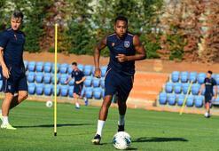 Medipol Başakşehirde Gençlerbirliği maçı hazırlıkları